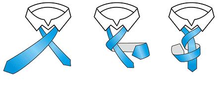 の 結び方 ネクタイ
